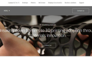 HP 3D Printing Materials