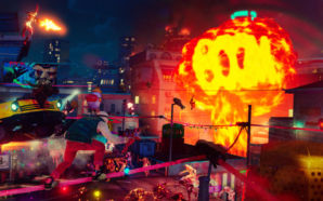 Insomniac Games Valve Sunset Overdrive