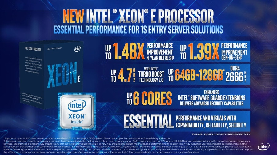 Intel Xeon E