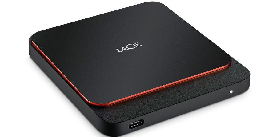 LaCie SSD New