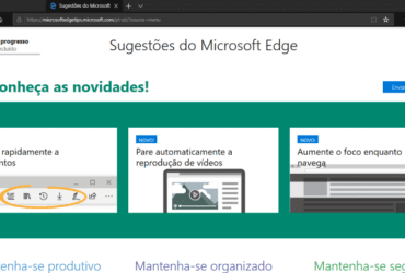 Microsoft Edge New