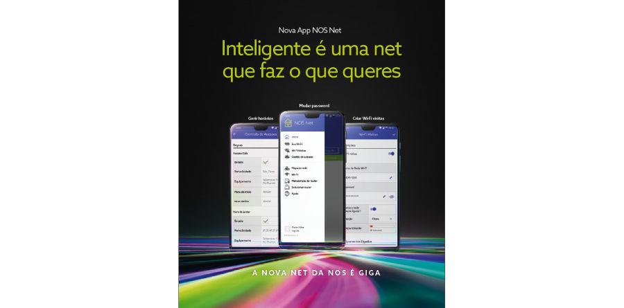 NOS App Net