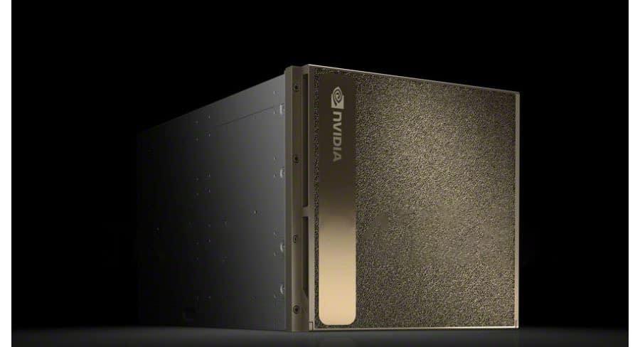 Nvidia DGX-2H