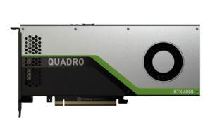 Nvidia anuncia a Quadro RTX 4000