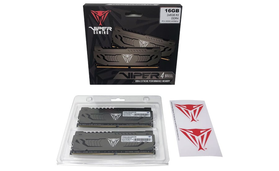 Patriot Viper Steel
