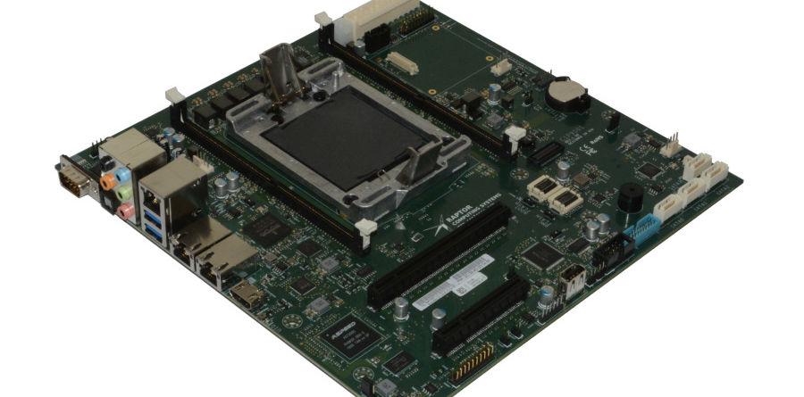 Raptor Computing Systems Blackbird
