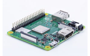 Raspberry Pi Foundation lança o Raspberry Pi 3 Model A+
