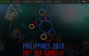 Razer Sea Games 2019