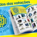 Resultados Prémios Leitor PCGuia 2018