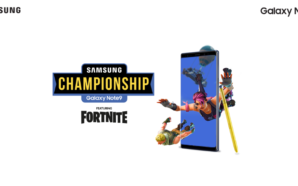 Samsung Campeonato Fortnite