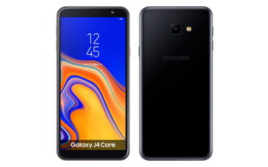 Samsung Galaxy J4 Core já é oficial
