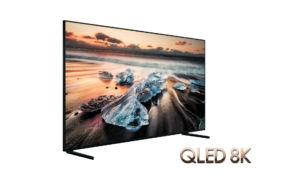 Samsung lança primeiros televisores 8K em Portugal