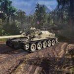 Wargaming World of Tanks Mercenaries