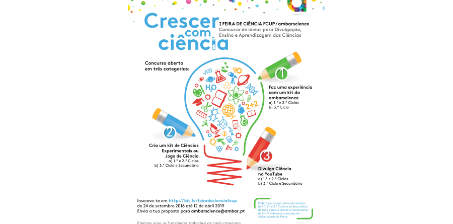 ambarscience Faculdade de Ciências da Universidade do Porto