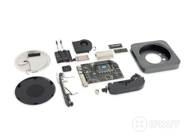 iFixit Apple Mac mini