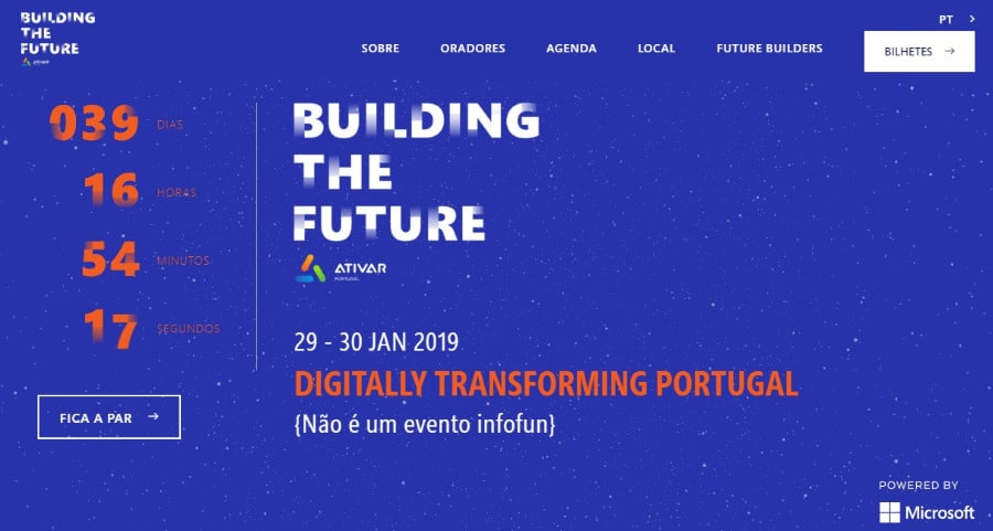 Building the Future Activar Portugal