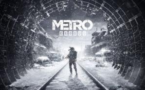 Metro Exodus chega no dia 15 de Fevereiro de 2019…