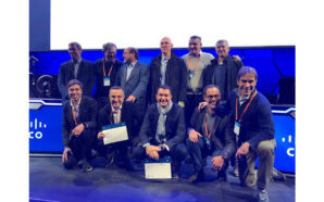 Equipa Axians na Cisco Partner Summit 2018