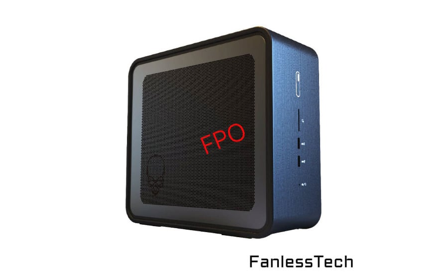 FanlessTech Intel NUC Ghost Canyon