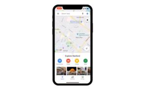 """Novo separador """"Para si"""" do Google Maps já está disponível…"""