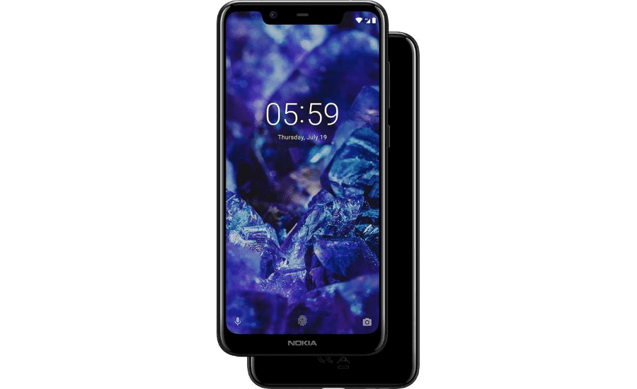 HMD Global Nokia 5.1 Plus