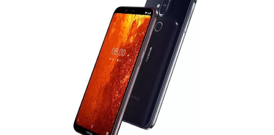 HMD Global Nokia 8.1