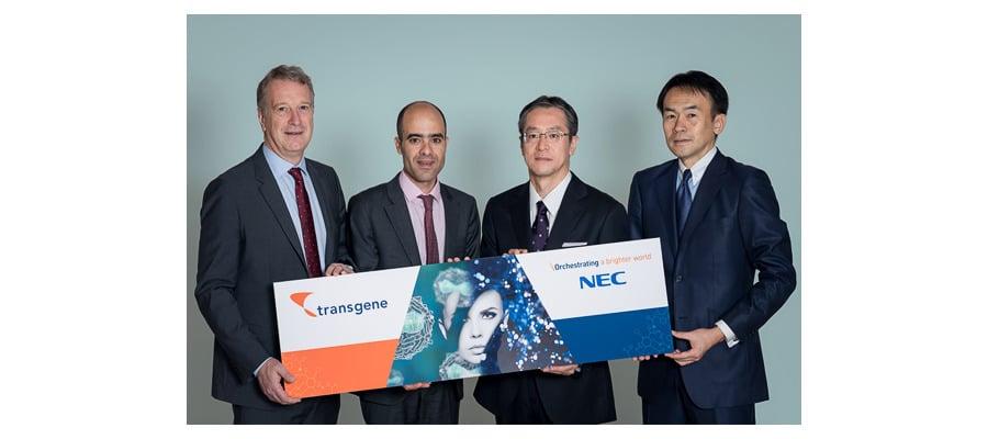 NEC Transgene