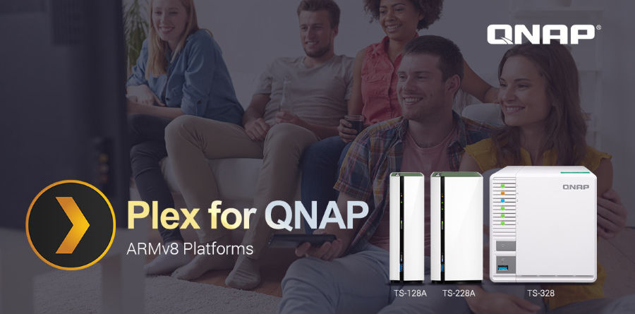 QNAP Systems Plex