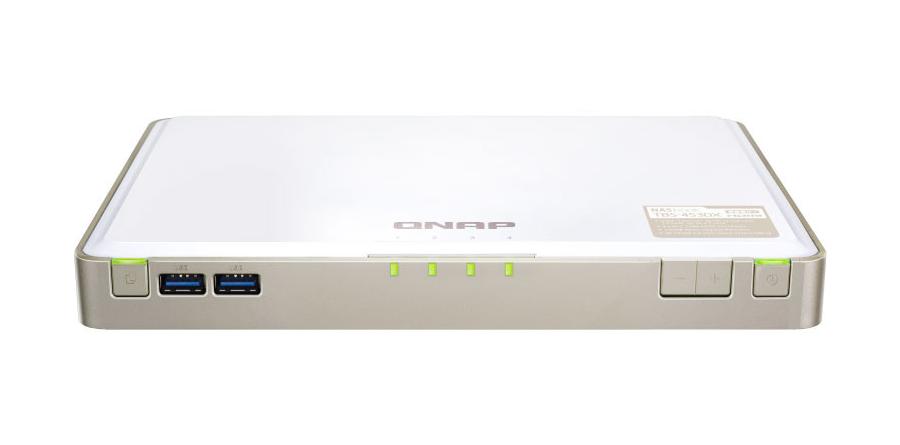 QNAP Systems TBS-453DX NASbook