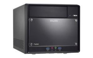 Novo mini computador XPC da Shuttle disponível na Europa