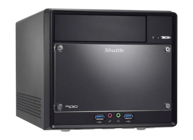Shuttle XPC SH310R4