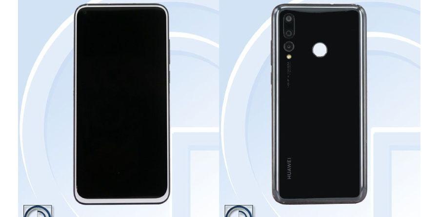TENAA Huawei nova 4