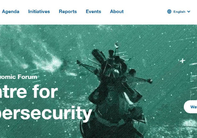 World Economic Forum Centre for Cybersecurity