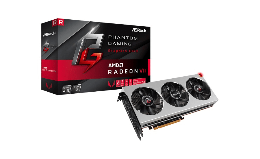 ASRock Phantom Gaming X Radeon VII