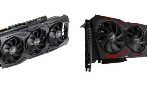 Asus ROG Strix GeForce RTX 2080 vs. Asus ROG Strix…