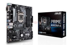 Asus lança duas novas motherboards baseadas no chipset Intel B365…