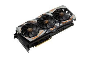 Asus ROG Strix GeForce RTX 2080 Ti OC Call of Duty Edição Black Ops 4