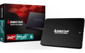 Biostar expande catálogo SSD