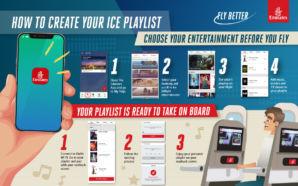 App da Emirates já permite criar playlist personalizada antes da…