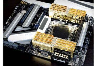 G.Skill DDR4 RGB