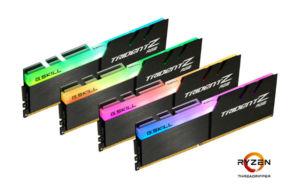 G.Skill anuncia novo kit de memória Trident Z RGB de…