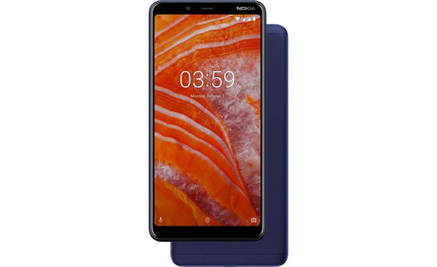 HMD Global Nokia 3.1 Plus