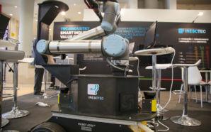 Robô para as indústrias automóvel e aeroespacial vai ser testado…