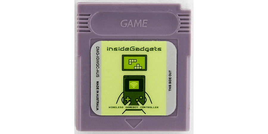 InsideGadgets Game Boy TX