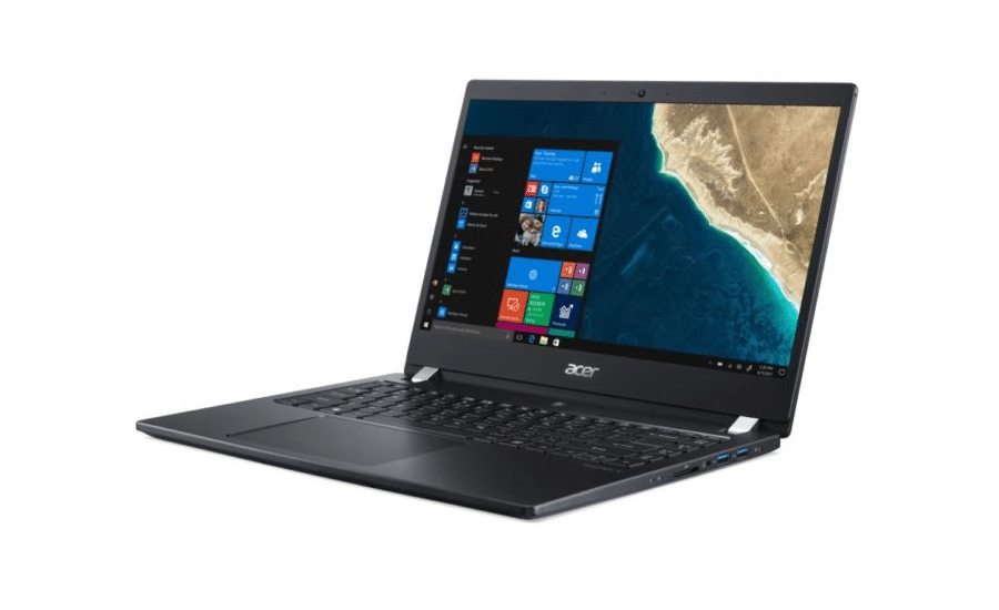 Liliputing Acer TravelMate X3410