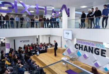 Natixis Champion for Change