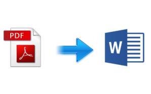 Como converter um PDF num ficheiro Word com imagens