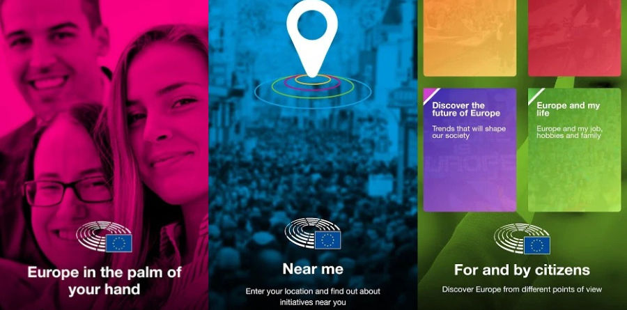 Parlamento Europeu Citizens