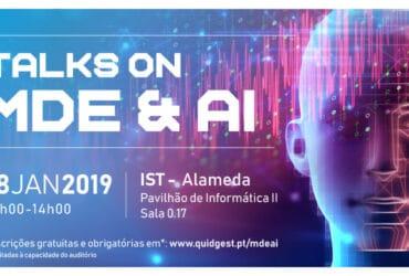 Quidgest IST Talks on MDE&AI