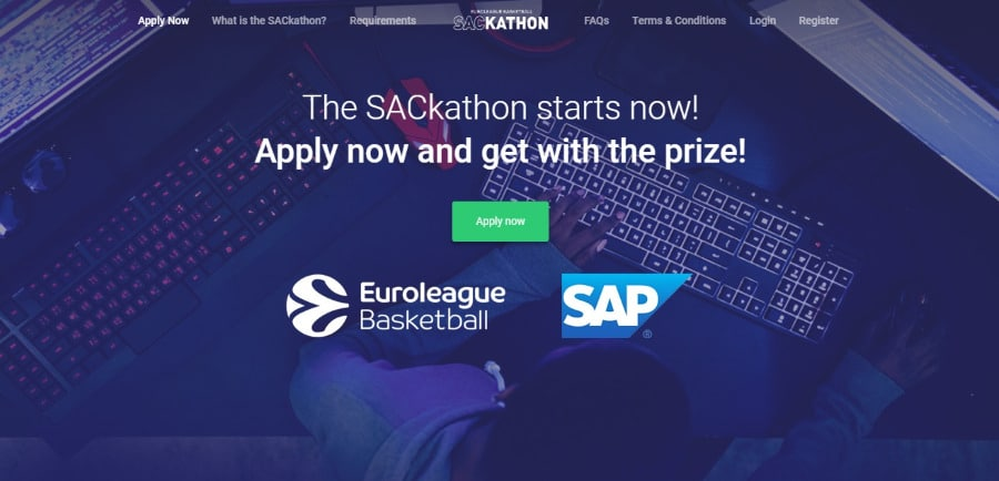 SAP Euroleague Basketball SACkathon